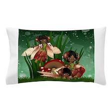 Funny Fairy art Pillow Case