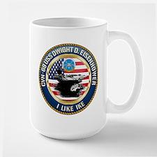 CVN-69 USS Eisenhower Mug