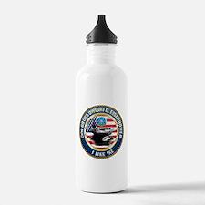 CVN-69 USS Eisenhower Water Bottle