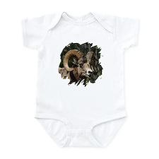 Bighorn Sheep - Ram Infant Bodysuit