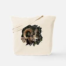 Bighorn Sheep - Ram Tote Bag