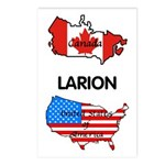 Larion Family Postcards 2 (8 Pack)