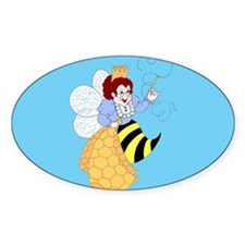 Bee Muse Decal