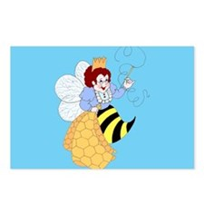 Bee Muse Postcards (Package of 8)