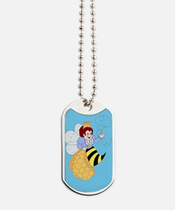 Bee Muse Dog Tags