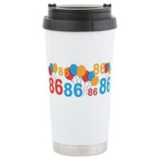 86 years old - 86th Birthday Travel Mug