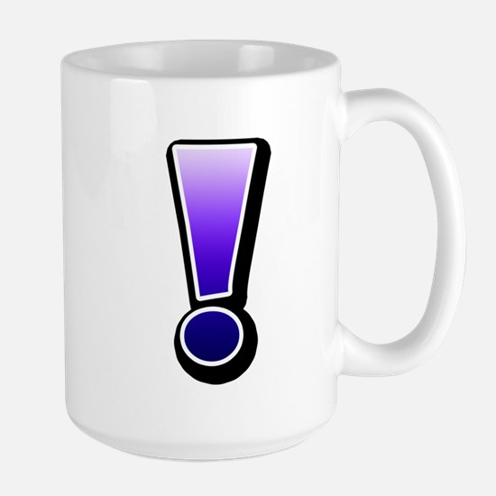 Exclamation | Plasma Mugs