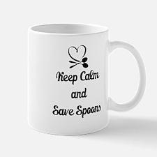 Save Spoons Mugs