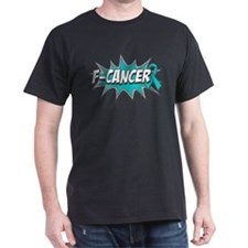 F Peritoneal Cancer T-Shirt