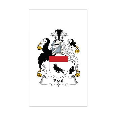 Paul Rectangle Sticker