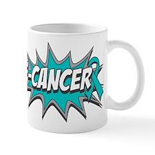 F Peritoneal Cancer Mug