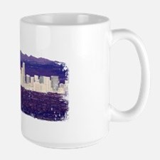 DenverSkylineCoFlag Mug