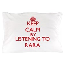Cool Keep calm and sing Pillow Case
