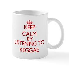 Keep calm by listening to REGGAE Mugs