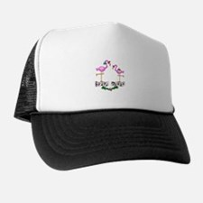 Dancing Pink Flamingos - Trucker Hat