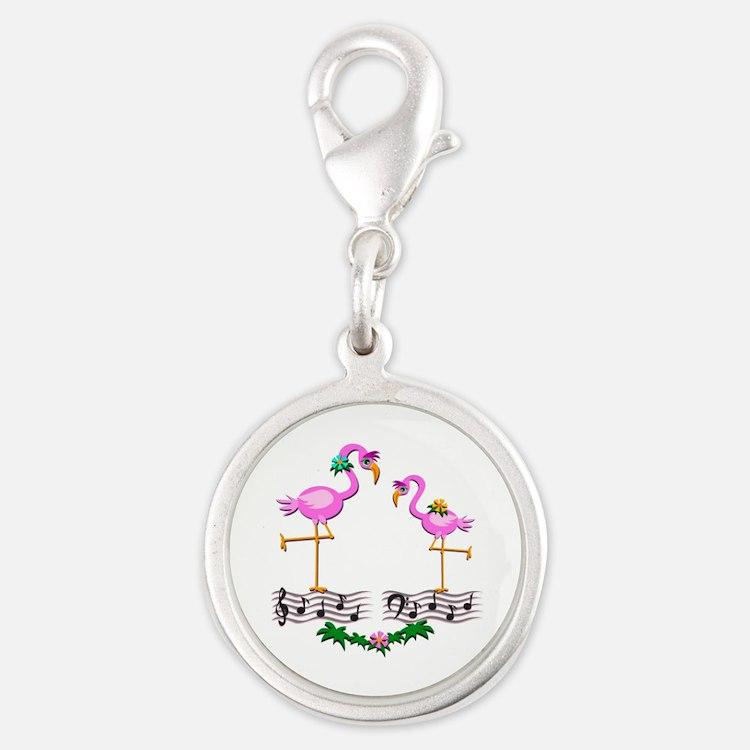 flamingo charms for bracelets bracelet charms jewelry