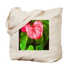 Cute Botanical Tote Bag