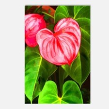 Cute Tropical Postcards (Package of 8)