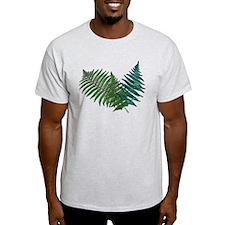 Tropical Fern Trio T-Shirt