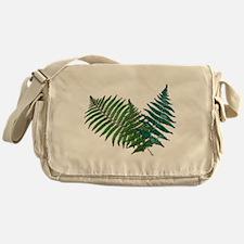 Cute Botanical Messenger Bag