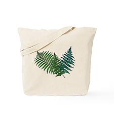 Cute Ferns Tote Bag