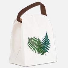 Funny Botanical Canvas Lunch Bag