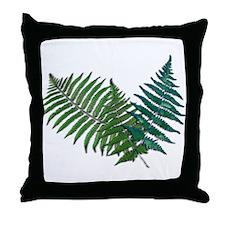 Cute Plants Throw Pillow