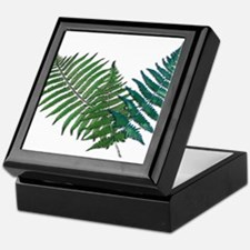 Cute Botanical Keepsake Box