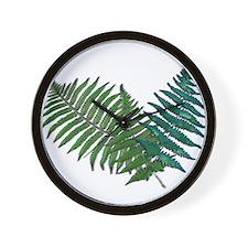 Unique Plants Wall Clock