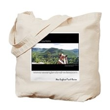 Mount Willard View Tote Bag