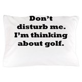 Funny sports Pillow Cases