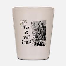 Bonnie Shot Glass