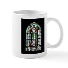 Saint Anatole Stain Glass Mugs