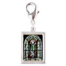 Saint Anatole Stain Glass Charms