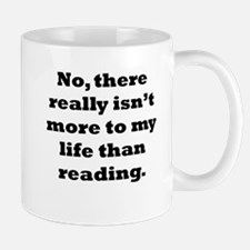 Reading My Life Mugs
