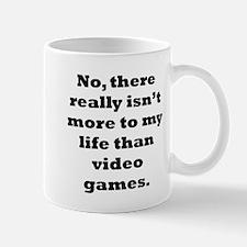 Video Games My Life Mugs