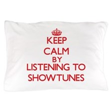 Unique Keep calm and sing Pillow Case