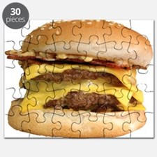 Stacked Burger Puzzle