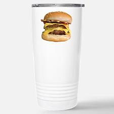 Stacked Burger Travel Mug
