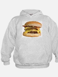 Stacked Burger Hoodie