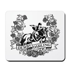 Derby Darling Mousepad