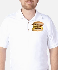 Stacked Burger T-Shirt