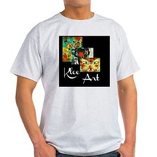 Klee Art - Collage T-Shirt