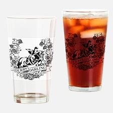 Derby Darling Drinking Glass