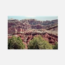 Capitol Reef National Park, Utah, Rectangle Magnet