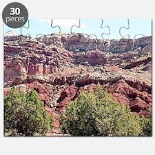 Capitol Reef National Park, Utah, USA 6 Puzzle
