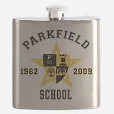 Parkfield School Wolverhampton Flask