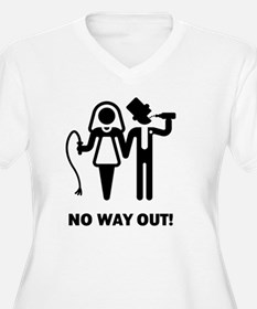 No Way Out! (Whip T-Shirt