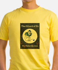 Wizard of Oz Cowardly Lion T