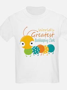 World's Greatest Bookkeeper T-Shirt